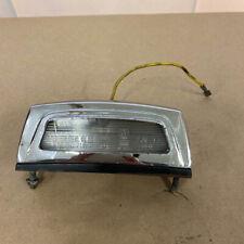 Original Fiat 124 Alfa Romeo Lancia Carello License Plate Light 10.410.716/C OEM