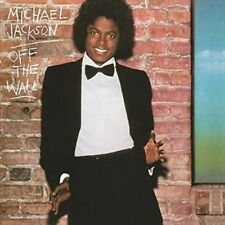 Michael Jackson off The Wall LP Vinyl 10 Track Repress in Gatefold Sleeve