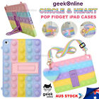 For Apple iPad Case 8th 7th 6th 5th Gen Air 4 3 2 Mini 5 4 Kids Shockproof Cover