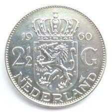 2½ Gulden, Silber, 1960, Niederlande (1924) <