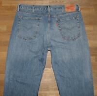 """ECHT STARK: """" LEVI`S 514 """" Herren- JEANS / LEVIS Blue- Jeans in blau W38"""" /L32"""""""