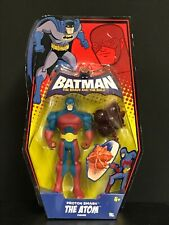 DC Batman Brave and the Bold THE ATOM Action Figure by Mattel - NIB Cleaned
