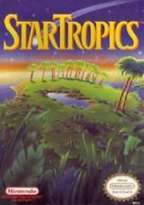 1x Star Tropics Complete NES