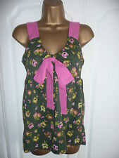 Cotton Floral Sleeveless Tops & Shirts NEXT for Women