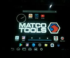 Matco Tools MaxMe Automotive Diagnostic Scanner Touchscreen not working for part