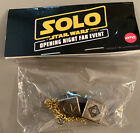 Star Wars Solo Movie AMC Opening Night Fan Event Dice - NIP Theater Exclusive