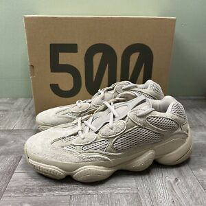 Adidas Yeezy 500 Taupe Light GX3605 Men's Size 10 Brand New Dash Shipping