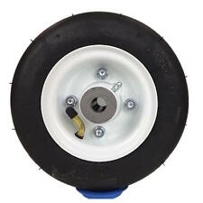Two  8X300x4 Toro Mower Deck Flat-Proof Tire & Wheel Assemblies 54-8820