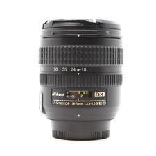Optique Nikon