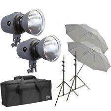 Impact Two Digital Monolight Kit with Case (120VAC) 800 Total Watt/Seconds