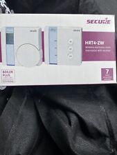 1 x New Horstmann /secure HRT4-ZW Wireless Room Thermostat,UK Seller