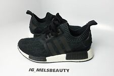 ADIDAS NMD R1 PK WINTER WOOL Size 9 USED Great Cond BB0679 100% Authentic NO BOX