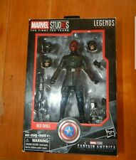 Hasbro Marvel Legends RED SKULL New Captain America First Avenger 10 yr Annivers