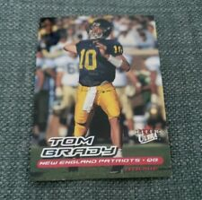 2000 Fleer Ultra Tom Brady rookie card RC. Great Investment
