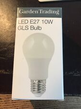 Garden Trading LED E27 10W GLS Bulb Light Bulb Screw