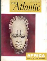 The Atlantic Magazine April 1959 Africa Sahara GD 043017nonjhe
