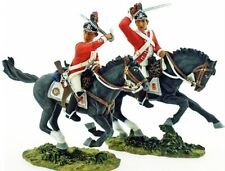 Britains American Revolution 17539 British  17TH LIGHT DRAGOONS -
