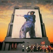 SPANDAU BALLET Parade LP Vinyl Record Album 33rpm Chrysalis 1984 Original Press