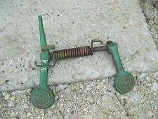1946 John Deere A tractor JD rock shaft rockshaft lift control foot pedal pedals