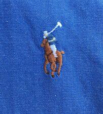 Ralph Lauren Polo L/S Button Down Shirt, YARMOUTH OXFORD, Men's XL, 17/34