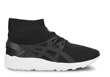 Asics Gel Kayano Trainer Knit MT Black White H7P4N 9090 Mens 8