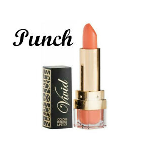 MUA Luxe Vivid Punch Lipstick