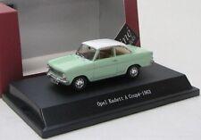 Opel Kadett A Coupé 1963 Vert 1/43 Starline Neuf 550239 Boite Impeccable