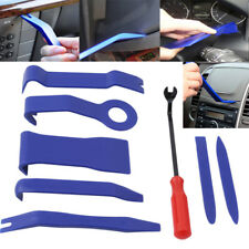 8pcs Plastic Car Auto Door Kits Upholstery Trim Clip Removal Pliers Useful Tool