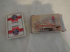 vintage las vegas slots a fun casino deck of playing cards original box 1 joker