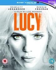 Lucy [Blu-ray] [2014] [Region Free] [DVD][Region 2]