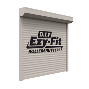 EzyFit DIY Slimline Roller Shutters Motorised Electric