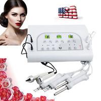 【USA】 Ultrasound Microcurrent Facial Electrotherapy BIO Skin lift Salon Spa Use