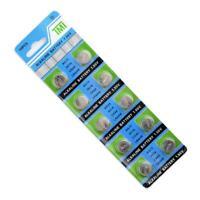 10x Knopfzellen Uhrenbatterien Batterie Alkaline AG13 LR44 A76 SR1154 SR44SW 78