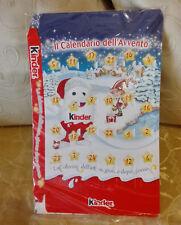 Calendario Avvento Kinder.Calendario Dell Avvento Kinder In Vendita Kinder Ebay