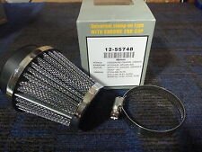 CHOOSE QTY! Emgo Clamp on air filter universal pod 48mm ID CB250 CBX550 XJ400