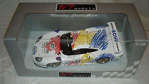 UT Models 1:18 - Porsche 911 GT1 ROHR Racing #01 Winner Daytona 1998 NEW