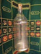 Anverdi Wonder Bottle LIQUID TRICKS Vanishing Liquor Magic Trick Rare Item