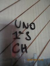 vetro  LUNOTTO POSTERIORE FIAT UNO turbo ie turbodiesel REAR WINDOW GLASS chiaro