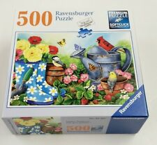 Ravensburger 500 piece Garden Traditions Jigsaw Puzzle