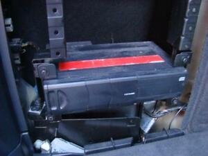 BMW X5 5 DISC CD STACKER IN BOOT, E53, 10/03-12/06