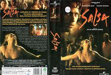 Salsa (1999) VHS Universal Home Video -  Christianne Gout Sherman Bunuel