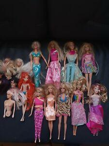 Barbie lotto bambole dolls