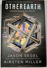 JASON SEGEL Kirsten Miller SIGNED 1ST Edition OTHEREARTH (Last Reality) HB COA