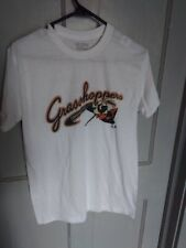 Greensboro Grasshoppers Men's T-Shirt Small Minor League Baseball