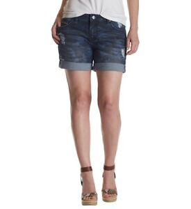 JAG JEANS Alex Relaxed Camo Distressed Boyfriend Short, NWT
