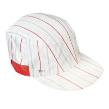 New Era Bucket Hat EK Pinstripe White & Red AC1637