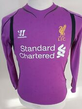 Liverpool FC Goalkeeper Football Shirt 2014-2015 (L Youths Warrior Jersey Trikot