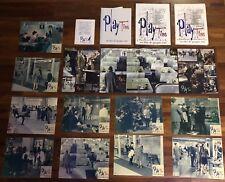 Play Time / Playtime / Jacques Tati / Original / Photos Plastifié / Doc Presse