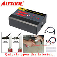 Autool CT50 Car Fuel Pump Pressure Pulse Tester Diesel Fuel Injector Cleaner