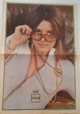SUZI QUATRO*glasses*VINTAGE*POSTER*size: 16x24 inches*FREE WORLD SHIP*